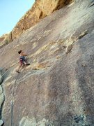 Rock Climbing Photo: You too can Pose if you go to Little Hunk  Photo b...