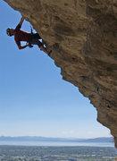 Rock Climbing Photo: John Ross on Simple Simon.