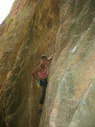 Rock Climbing Photo: Kuan Yin on The Short Assistant