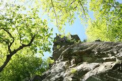 Rock Climbing Photo: Final bolts on Dolt