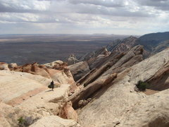 Rock Climbing Photo: View from the Summit area of Death by Chocolate lo...