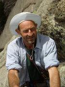 Rock Climbing Photo: Karel Prochazka on Loose Ends, Lumpy Ridge CO, May...