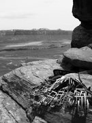 Rock Climbing Photo: p2 of south face