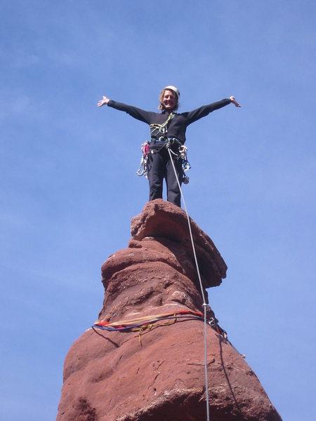 Rock Climbing Photo: Ancient Arts