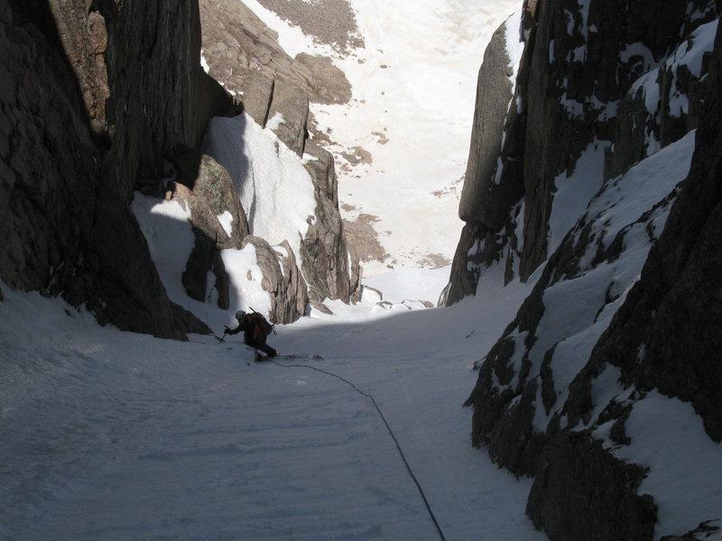 Ski-aineering.