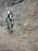 Rock Climbing Photo: Photo by R. Walling