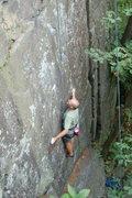 Rock Climbing Photo: DFo TRing Picnic Face.