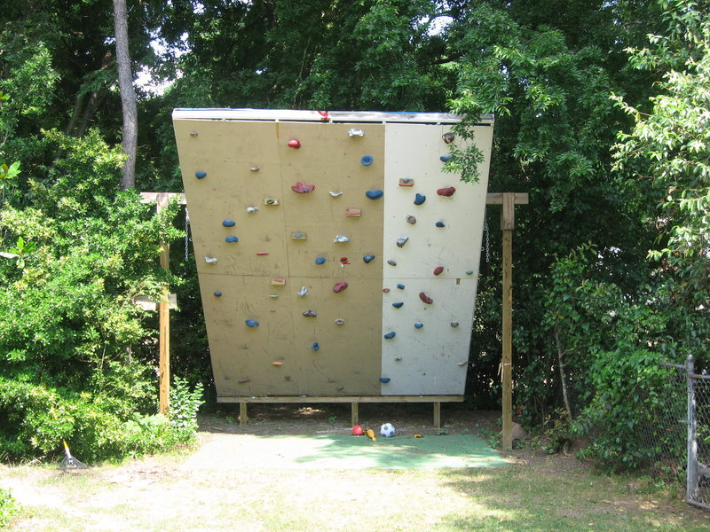 Rock Climbing Photo: The wall