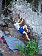 Rock Climbing Photo: alex on The Arrow. super fun