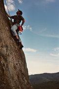 Rock Climbing Photo: after quadrophenia. tr-ing some random face?