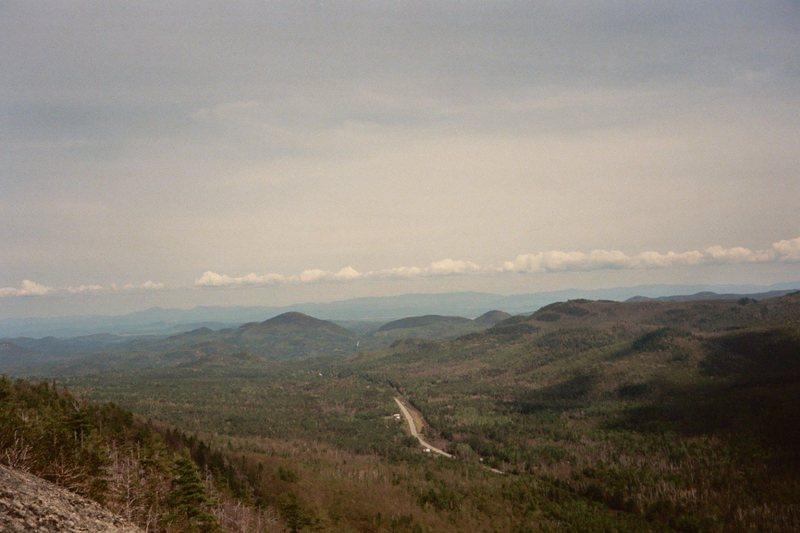Rock Climbing Photo: beautiful.. top of quadrophenia