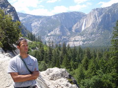 Rock Climbing Photo: At the Harry Daley Base, Yosemite Valley.