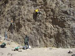 Rock Climbing Photo: Bishop, CA