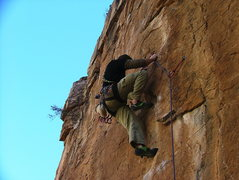 Rock Climbing Photo: Milagrosa...