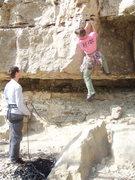 Rock Climbing Photo: My favorite start!