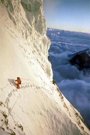 Rock Climbing Photo: no joke