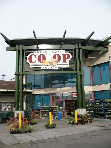 Rock Climbing Photo: The Co-op in Arcata, Humboldt County