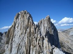 Rock Climbing Photo: Matthes Crest, Yosemite, CA