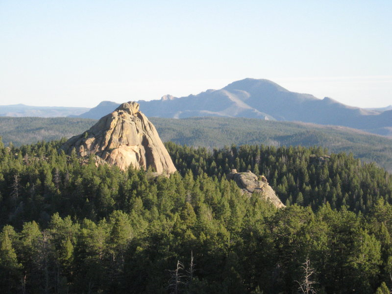 Rock Climbing Photo: South Noddle Head