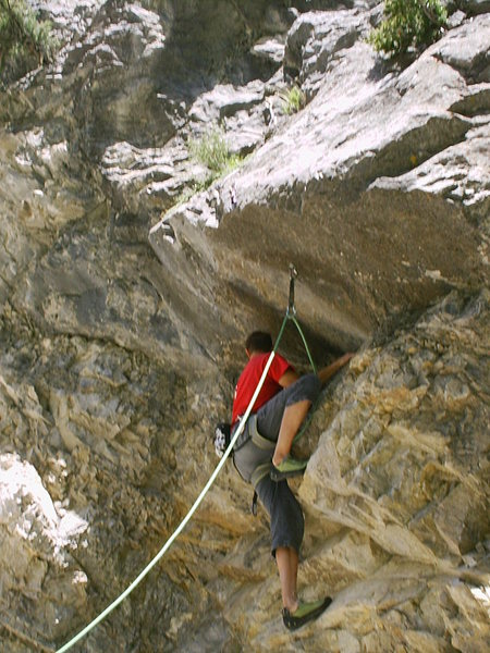 Christian beginning the crux