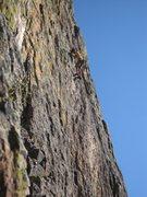 Rock Climbing Photo: Aaron Martinuzzi showing Silver Girl who wears the...