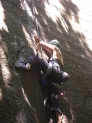 Rock Climbing Photo: Classic Crack