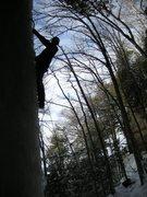 Rock Climbing Photo: Ice fest 2008