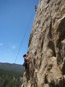 Rock Climbing Photo: Holcomb Valley Pinnacles
