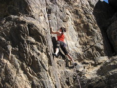 Rock Climbing Photo: New Jack City