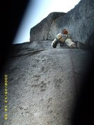 Rock Climbing Photo: Nut cracker