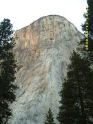 Rock Climbing Photo: My pic of the holy nose