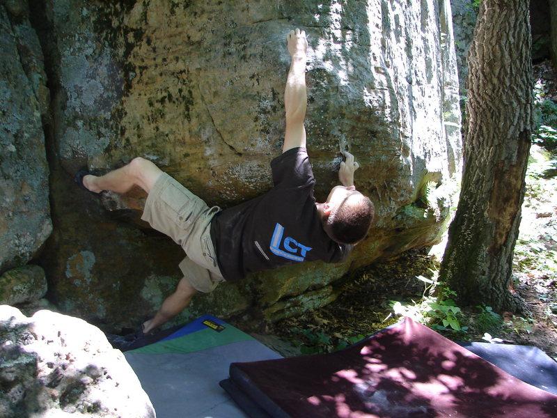 Rock Climbing Photo: Kelsen