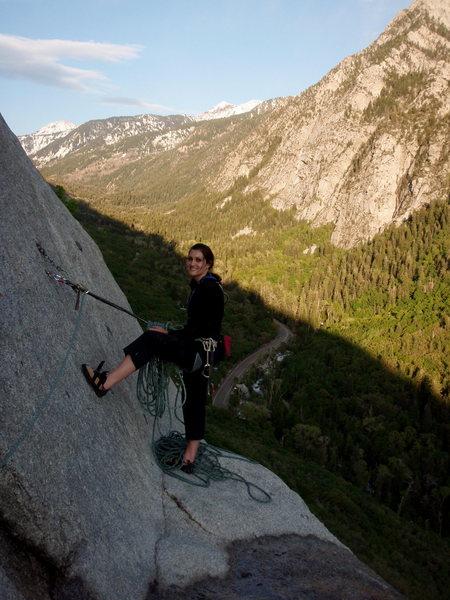 Rock Climbing Photo: Tingy's Terror