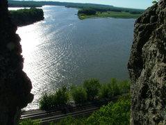 Rock Climbing Photo: Muddy Waters