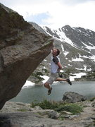 Rock Climbing Photo: Sky Pond
