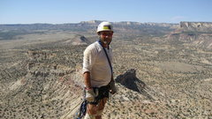 Rock Climbing Photo: View from the summit looking south. photo Layne Po...