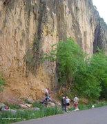 Rock Climbing Photo: G3 Left side.