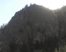 Rock Climbing Photo: Indian_Peaks_1