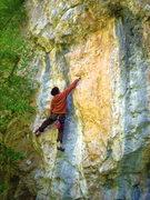 Rock Climbing Photo: Minko on Left El Sapper.