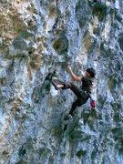 Rock Climbing Photo: Minko on The Beast.
