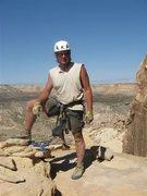 Rock Climbing Photo: On Summit looking north