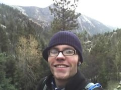Rock Climbing Photo: me on pikes peak