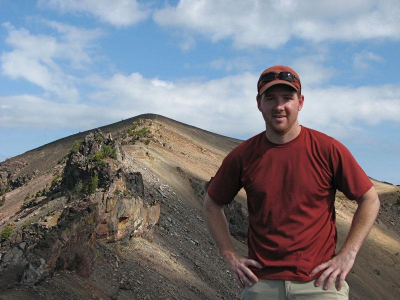 Rock Climbing Photo: Cory