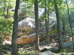 Rock Climbing Photo: the lowers