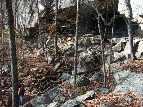 waterfall @ Lost Wall