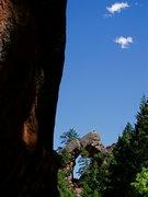 Rock Climbing Photo: Royal Arch.