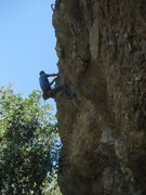 Rock Climbing Photo: The mighty Saruman conjures all evils to fight the...