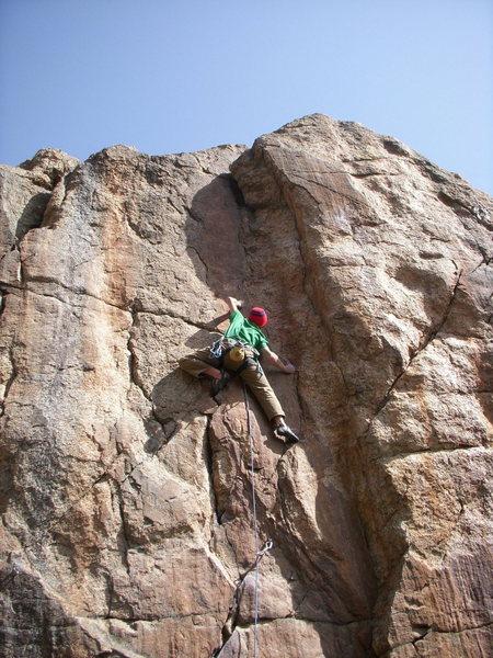 Rock Climbing Photo: John T.