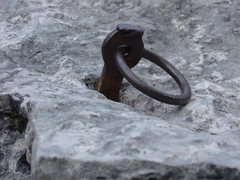 Rock Climbing Photo: Clip This?