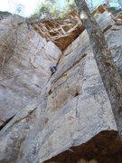 Rock Climbing Photo: booze and broads